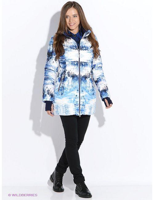 SNOWIMAGE | Женские Синие Куртки