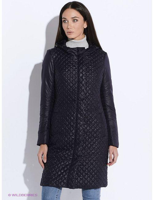 Doctor E | Женское Фиолетовое Пальто