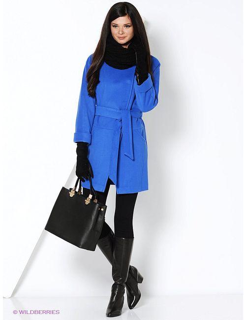 Electrastyle | Женское Синее Пальто