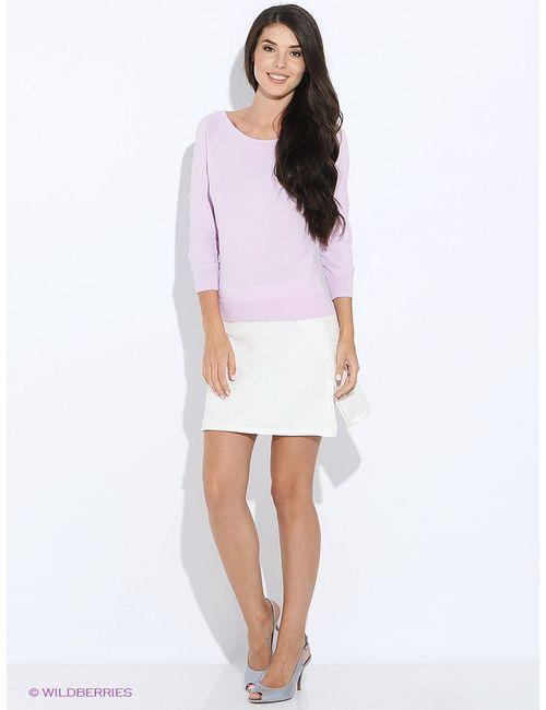 Oodji | Женские Фиолетовые Пуловеры