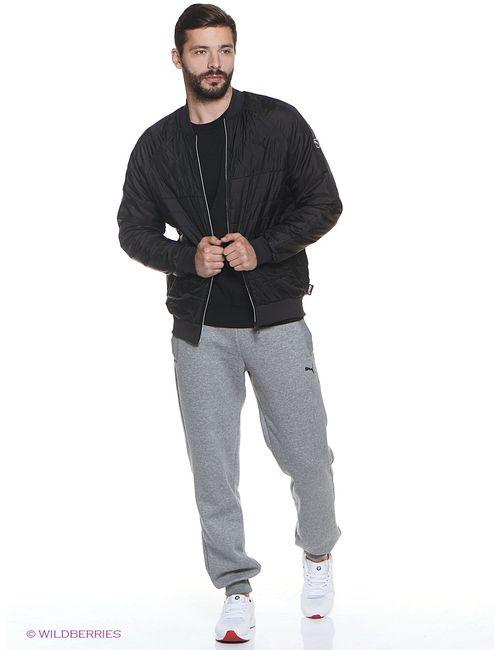 Puma   Мужские Чёрные Куртки