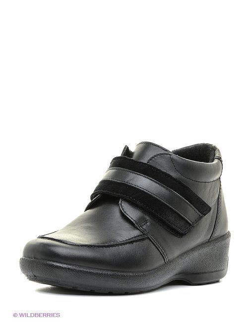 BELWEST   Женские Чёрные Ботинки