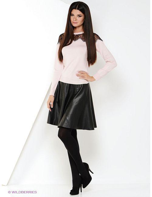Zarina | Женские Чёрные Юбки