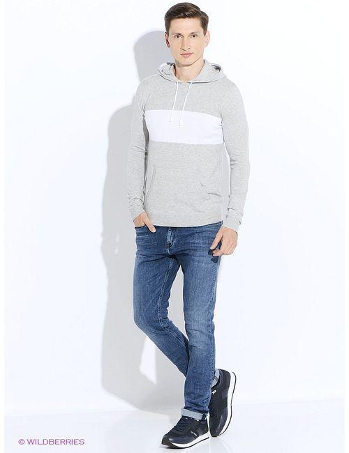 Oodji | Мужские Белые Джемперы