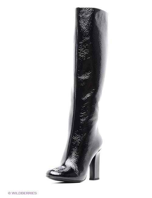 Calipso   Женские Чёрные Сапоги