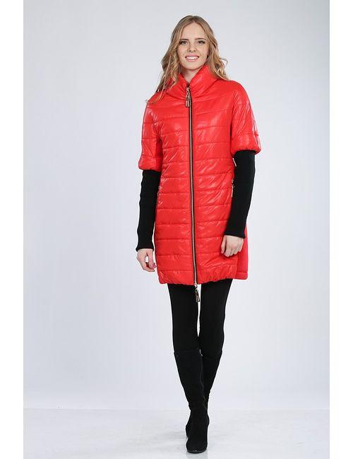 А Б Коллекция | Женское Красное Пальто