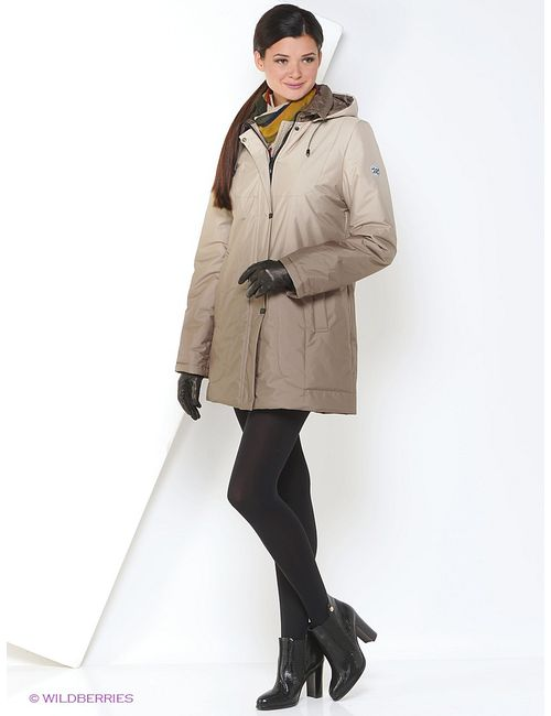 Maritta | Женские Оливковые Куртки
