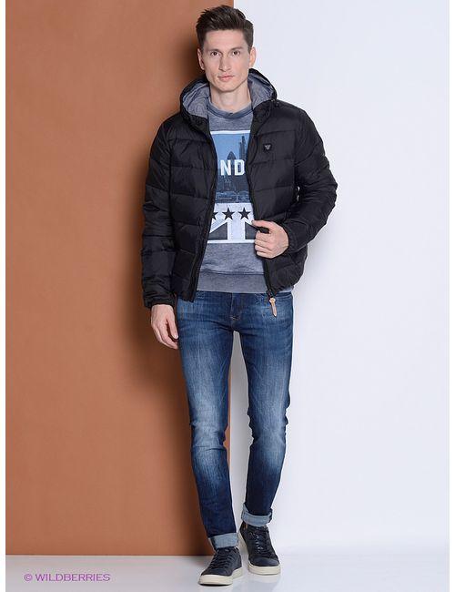 Pepe Jeans London   Мужские Чёрные Куртки