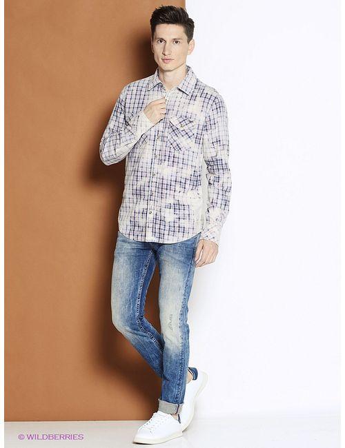 Pepe Jeans London | Мужские Бежевые Рубашки
