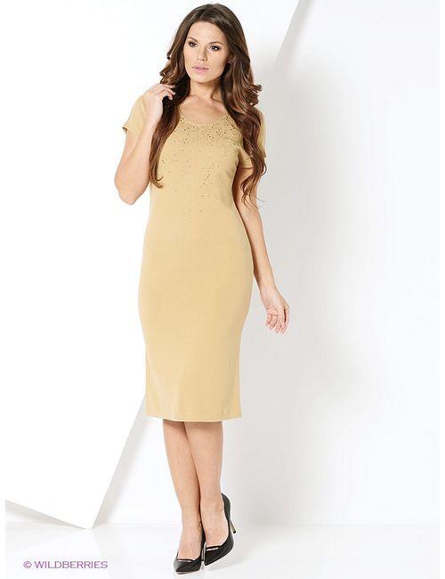 Magnolica   Женские Жёлтые Платья