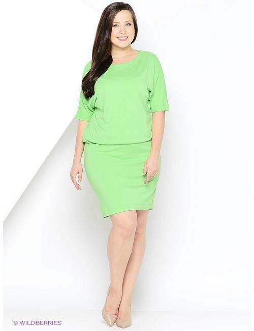 Magnolica   Женские Зелёные Платья