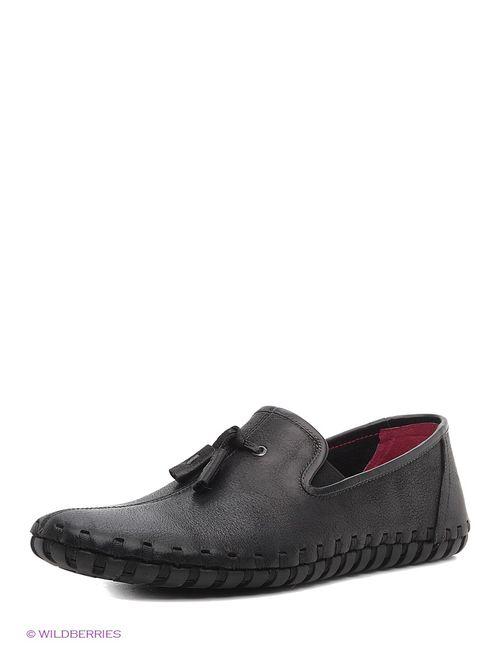 Cooper | Мужские Чёрные Ботинки