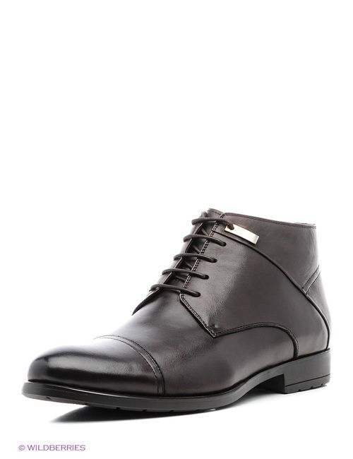 Renaissance | Мужские Коричневые Ботинки