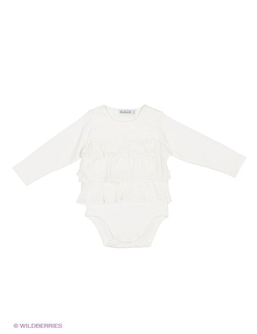 Gulliver Baby | Женское Молочный Боди