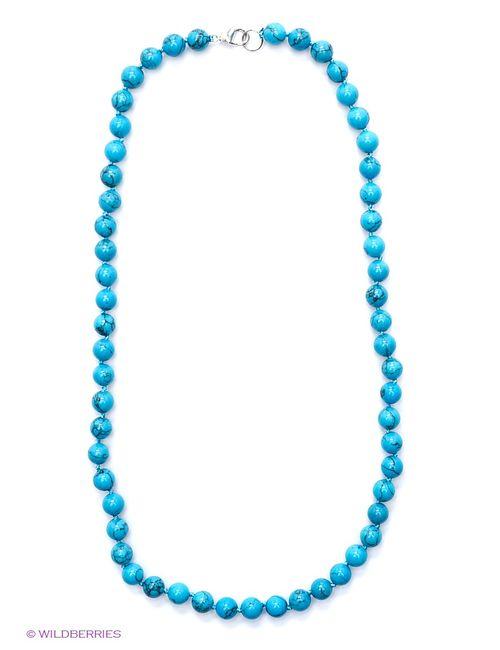 Art Silver | Женское Голубое Колье