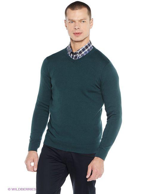 Sela | Мужские Зелёные Пуловеры