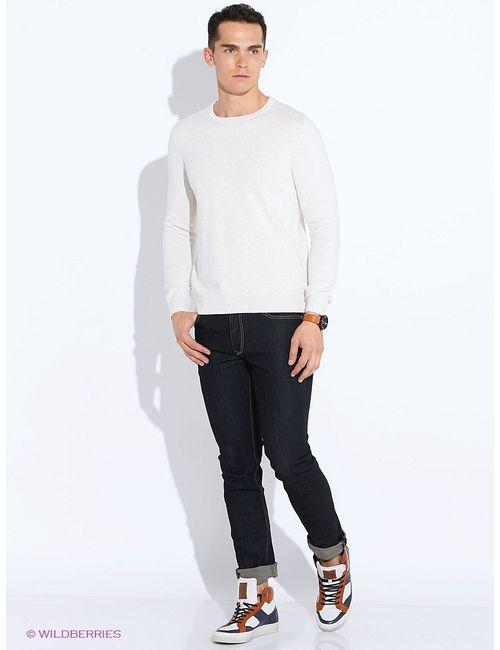 s.Oliver | Мужские Белые Джемперы