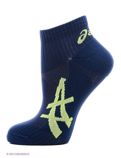 Asics | Мужские Жёлтые Носки
