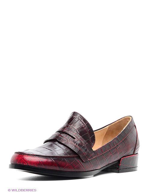 Mascotte | Женские Красные Туфли