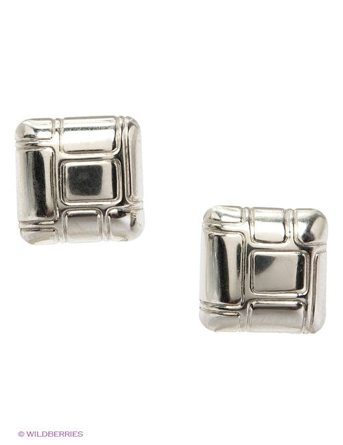 Lovely Jewelry   Женские Серебристые Ювелирные Серьги