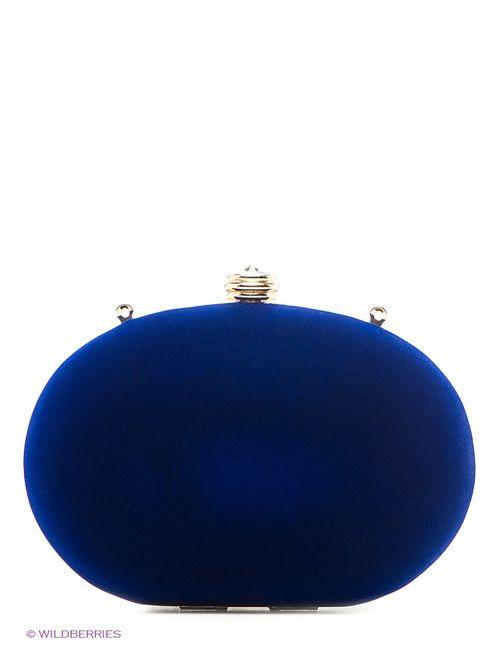 Модные истории   Женские Синие Клатчи