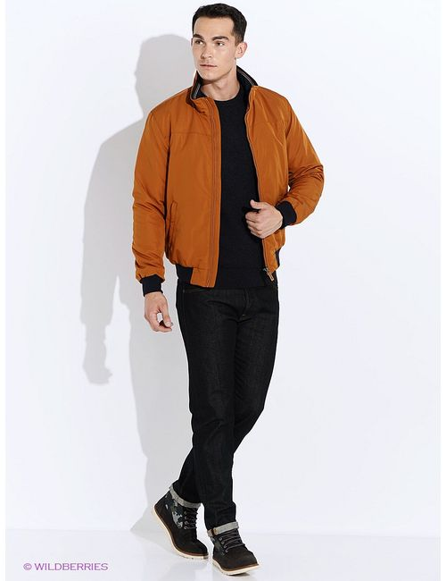 Geox | Мужские Рыжие Куртки