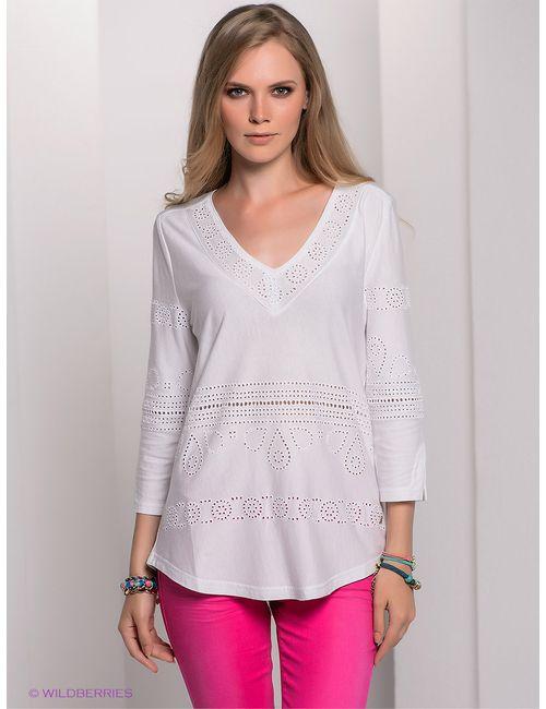 Bogner Jeans | Женская Белая Кофточка
