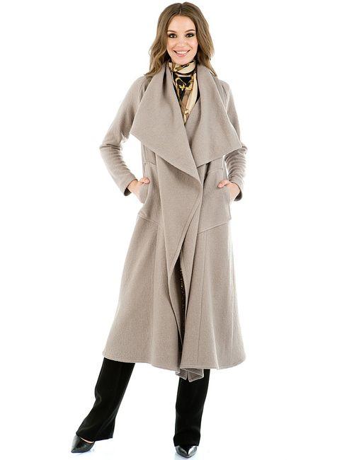 Levall | Женское Бежевое Пальто
