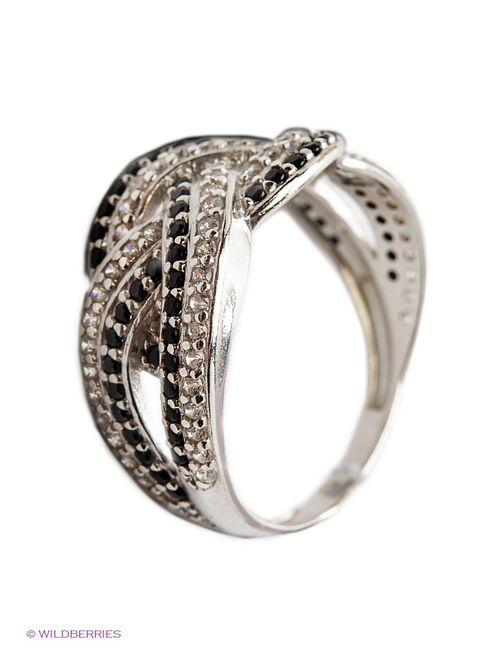 Lovely Jewelry   Женские Чёрные Ювелирные Кольца