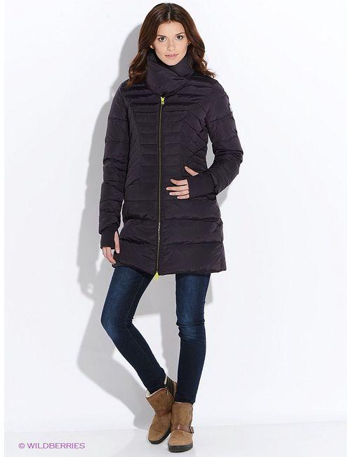 SNOWIMAGE | Женское Фиолетовое Пальто