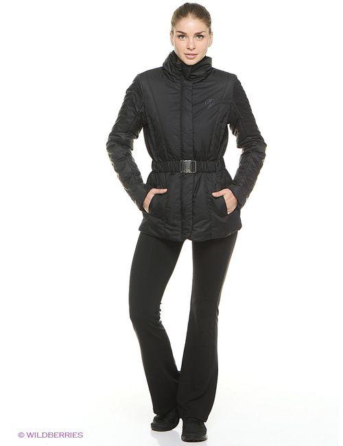 Puma | Женские Чёрные Куртки