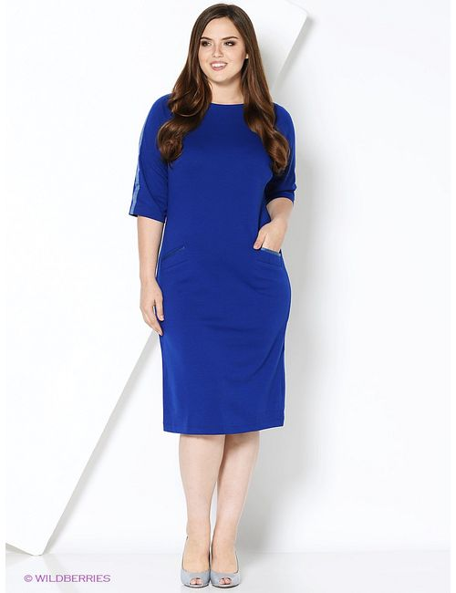 Мадам Т | Женские Синие Платья Мадам Т