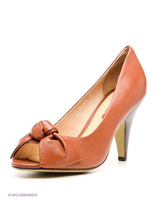 Evita | Женские Коричневые Туфли