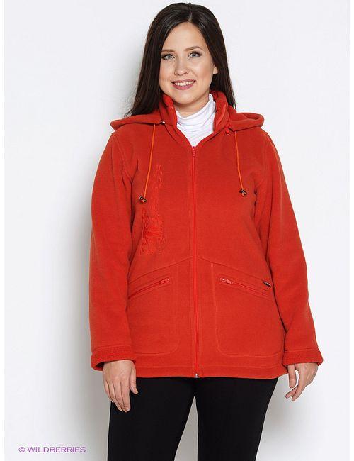 Shelter | Женское Оранжевое Пальто