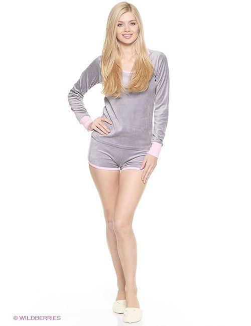 Oodji | Фиолетовые Комплекты Одежды