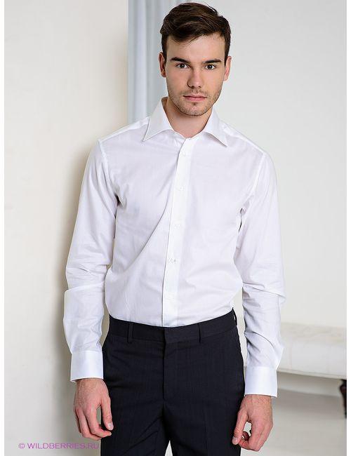 Kanzler | Мужские Белые Рубашки