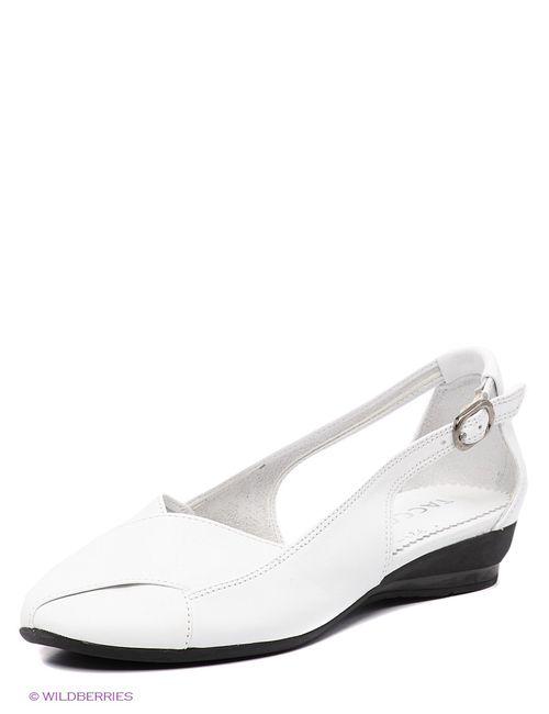 Tacco | Женские Белые Туфли