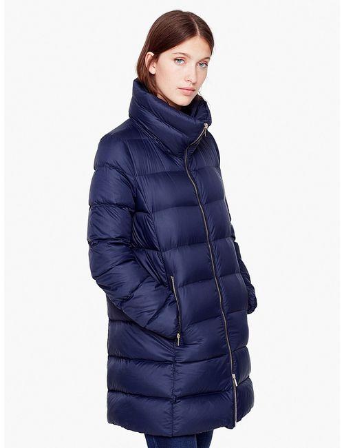 Mango | Женские Синие Куртки