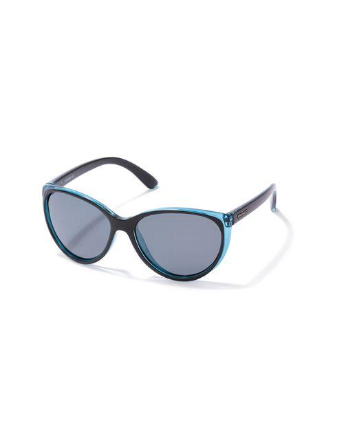 Polaroid | Женские Синие Солнцезащитные Очки