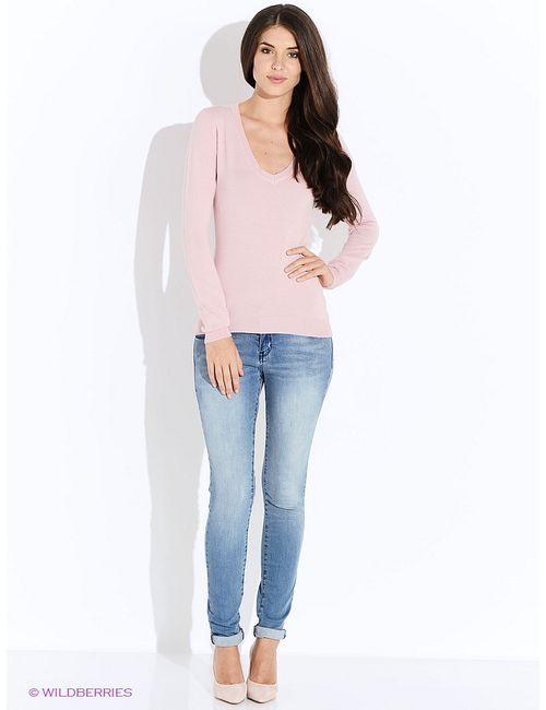 Oodji   Женские Розовые Пуловеры