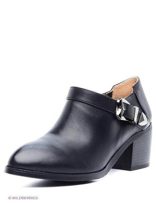 Betsy | Женские Чёрные Ботинки
