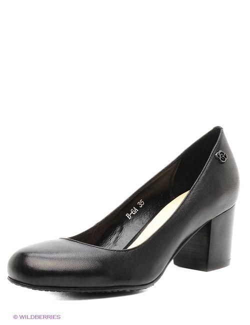 Popular Fashion | Женские Чёрные Туфли