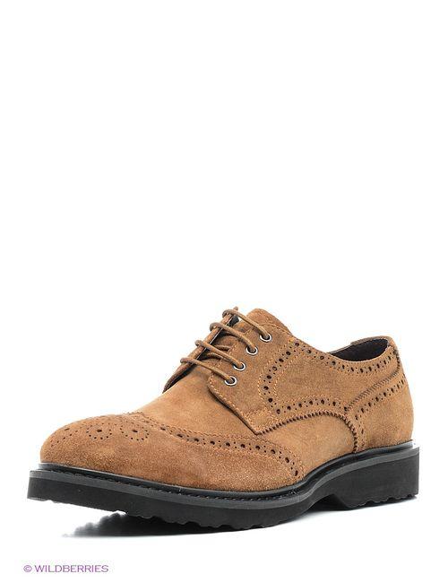 Vitacci | Мужские Рыжие Ботинки