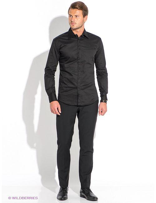 Hazard | Мужские Чёрные Рубашки