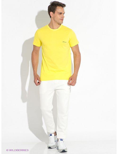 D.S | Мужская Жёлтая Футболка