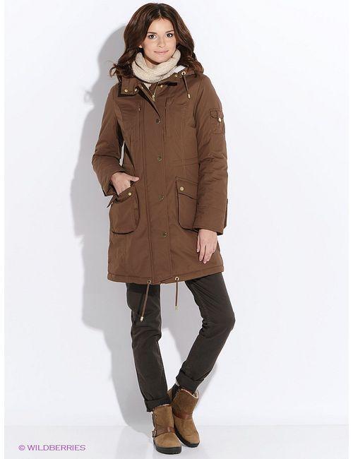 SNOWIMAGE | Женское Коричневое Пальто