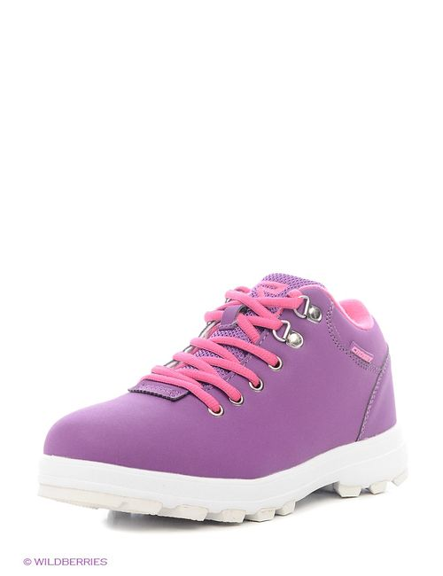 Crosby   Женские Фиолетовые Ботинки