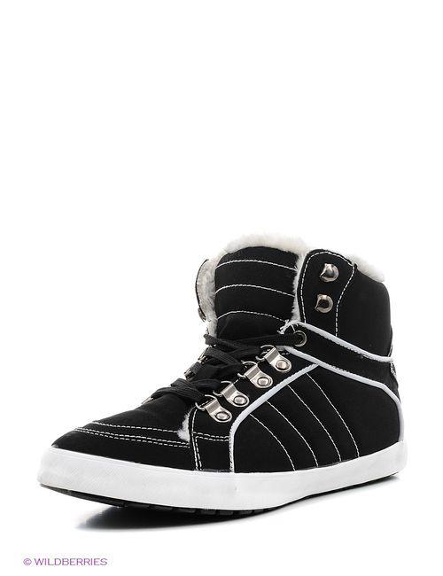 Keddo | Мужские Чёрные Ботинки