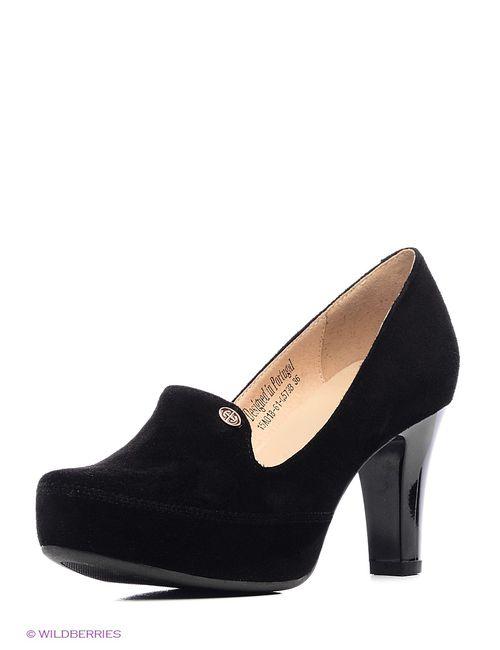 Clotilde | Женские Чёрные Туфли