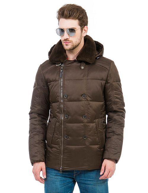 Clasna   Мужские Коричневые Куртки